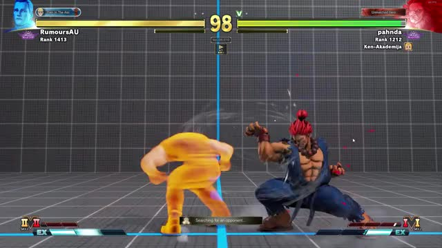 Watch and share StreetFighterV 2021-04-08 20-01-48 GIFs on Gfycat