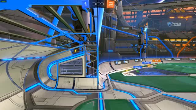 Watch and share Rocket League GIFs by virtualanomaly on Gfycat