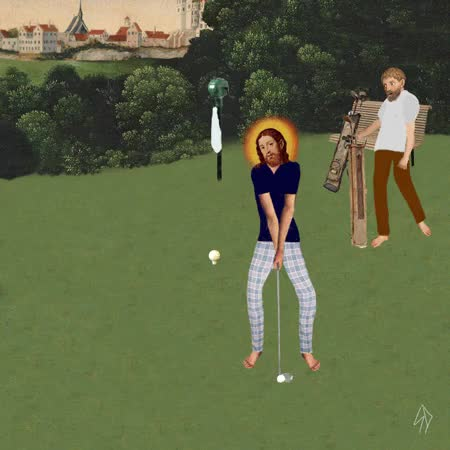 Watch and share Golfing In GIFs on Gfycat