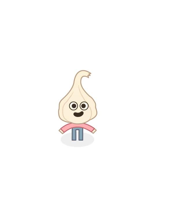 Watch and share Garlicoin Mascot GIFs on Gfycat