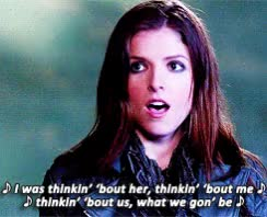 Watch and share Anna Kendrick GIFs and Beca Mitchell GIFs on Gfycat