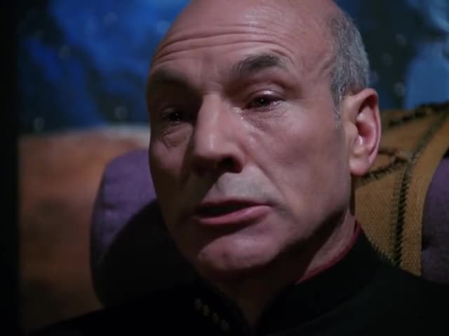 Watch and share Patrick Stewart GIFs and Star Trek GIFs by Rocco Supreme on Gfycat