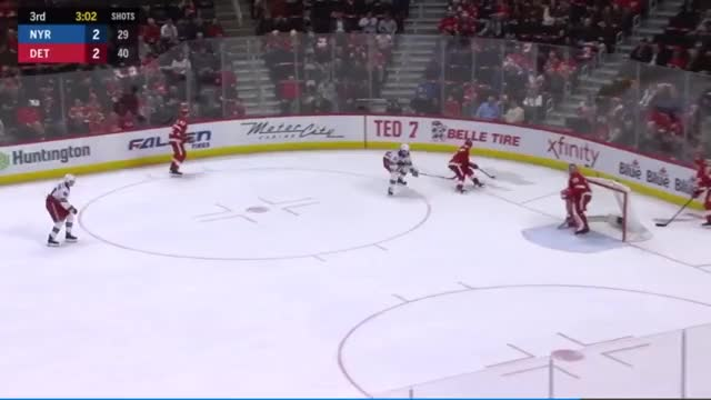 Watch and share Detroit Red Wings GIFs and New York Rangers GIFs by Beep Boop on Gfycat