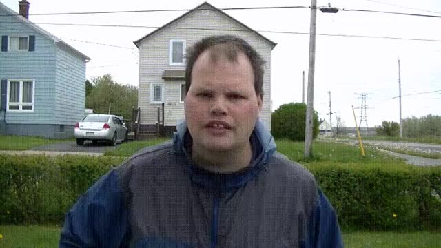 Watch and share Legend Frankie MacDonald Demonstrates How To Shovel With A Heft GIFs on Gfycat