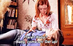 Watch and share Willow Rosenberg GIFs and ????? Anyways GIFs on Gfycat