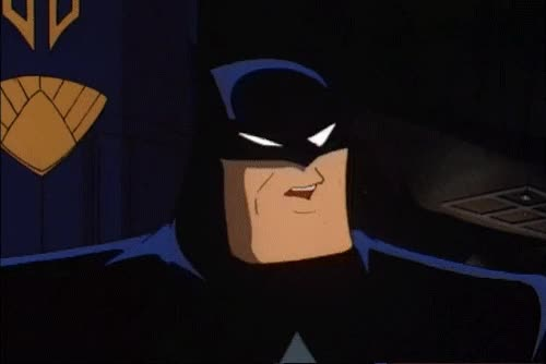 Watch and share Derp Batman GIFs on Gfycat
