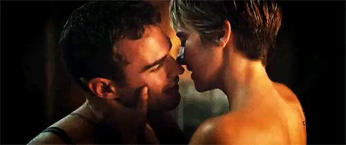 Watch be brave, tris GIF on Gfycat. Discover more Shailene Woodley, Veronica Roth, allegiant, beatrice prior, divergent, four, fourtris, insurgent, otp forever, sheo, theo james, tobias, tobias eaton, tris, tris prior GIFs on Gfycat