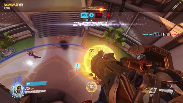 Watch huh GIF on Gfycat. Discover more highlight, overwatch, pharah GIFs on Gfycat