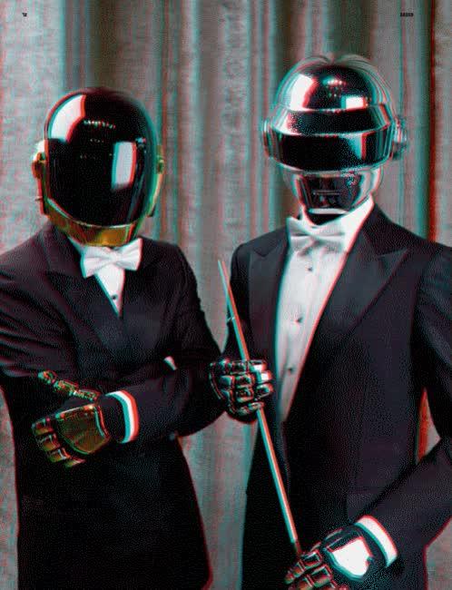 Watch and share Daft Punk GIFs on Gfycat