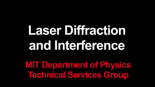 Watch Laser GIF on Gfycat. Discover more MIT, Science & Technology, TSG Physics, demonstration, diffraction, interference, light, physics, science, waves GIFs on Gfycat
