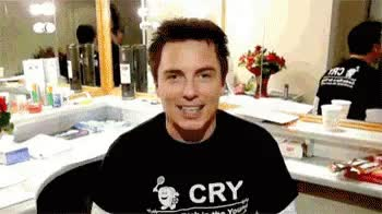 Watch Squee Johnbarrowman GIF on Gfycat. Discover more related GIFs on Gfycat