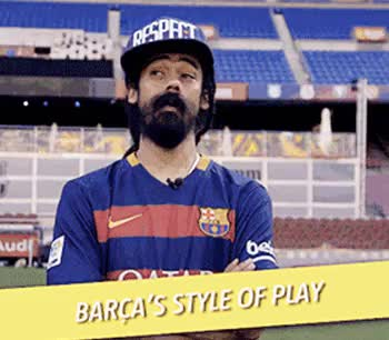Watch and share Damian Marley GIFs and Fc Barcelona GIFs on Gfycat