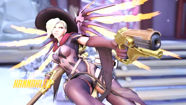 Watch mercy  GIF by hannahlizz on Gfycat. Discover more mercy, overwatch GIFs on Gfycat
