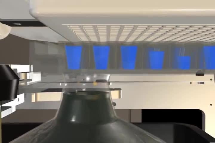 automated liquid handler, liquid handling, liquid transfer, Echo® Liquid Handling Technology   Labcyte Inc. GIFs
