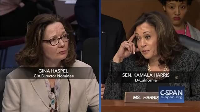 Watch this annoyed GIF on Gfycat. Discover more Torture, c-span, cia, cspan, kamala harris, senate GIFs on Gfycat