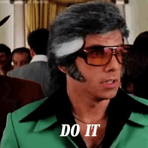Watch this do it GIF on Gfycat. Discover more ben stiller, do it, go for it, just do it GIFs on Gfycat