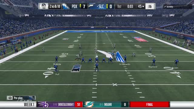 Watch this GIF by Xbox DVR (@xboxdvr) on Gfycat. Discover more BigtimeGarcia86, MaddenNFL18, xbox, xbox dvr, xbox one GIFs on Gfycat