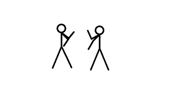 Watch and share Funny Stickman GIFs on Gfycat