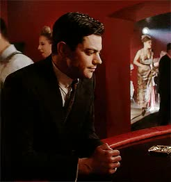 Watch and share Dominic Cooper GIFs and Ian Fleming GIFs on Gfycat