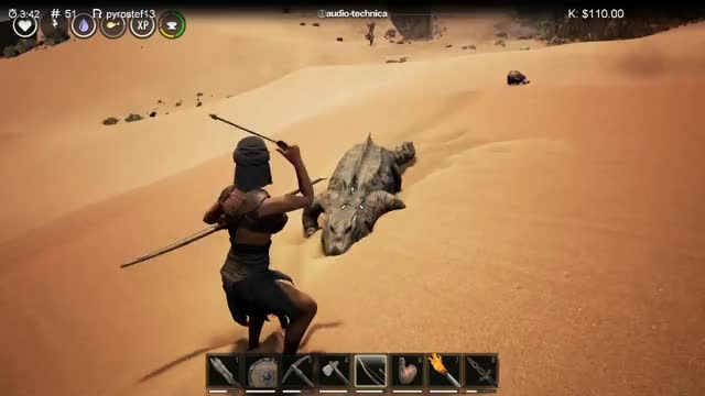 Crocodile Hunter | Lirik