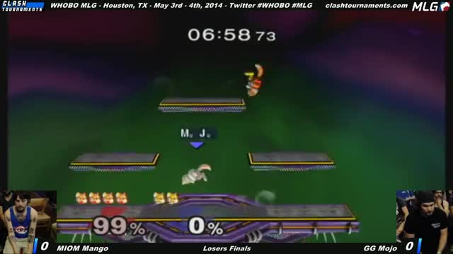 When Mang0 Had His Mojo