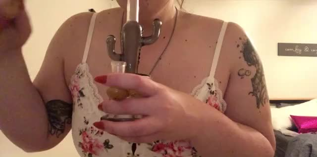 bong rips and titty drops.