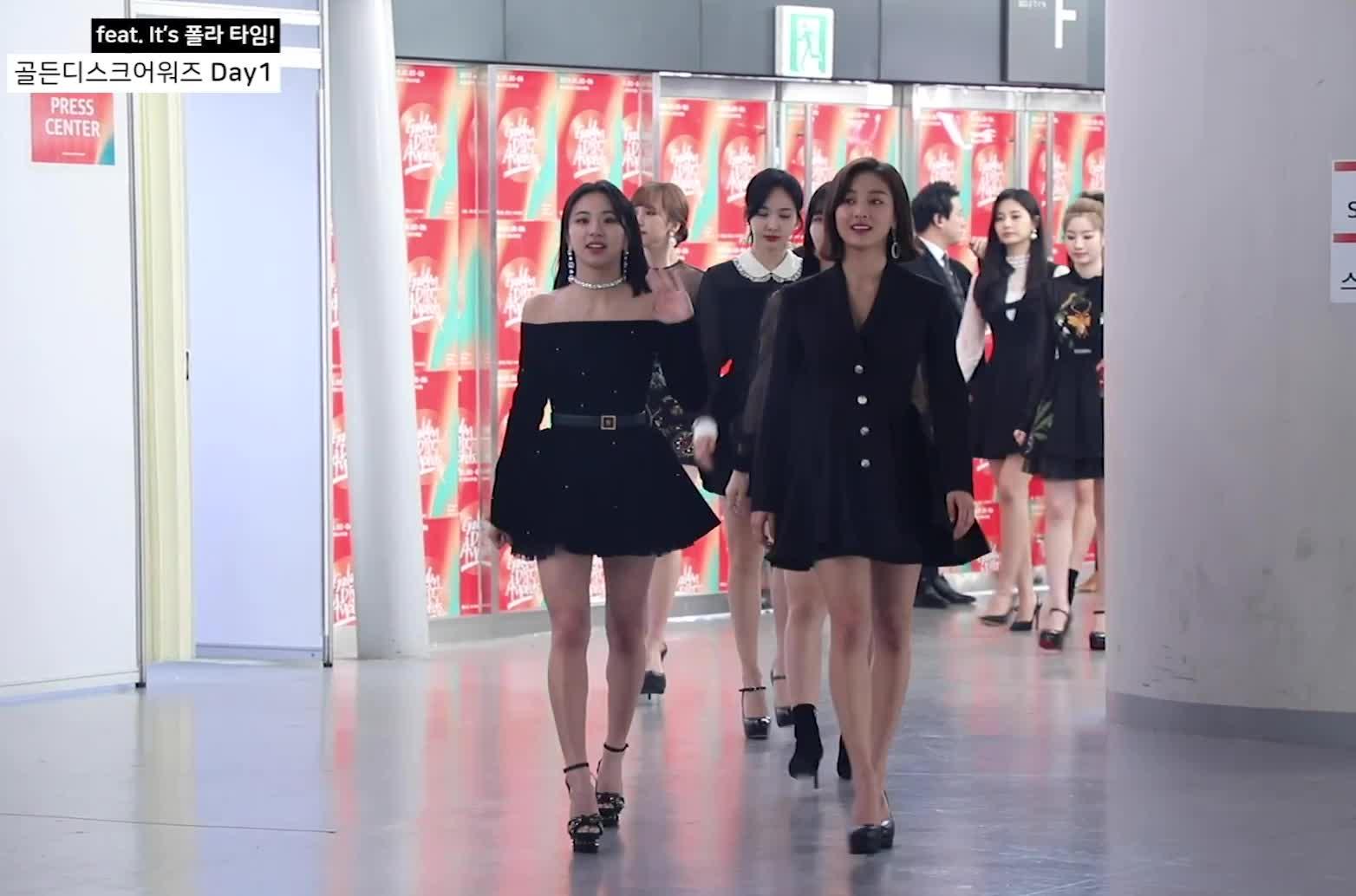 chaeyoung, jihyo, kpop, twice, Chaeyoung-Jihyo GIFs