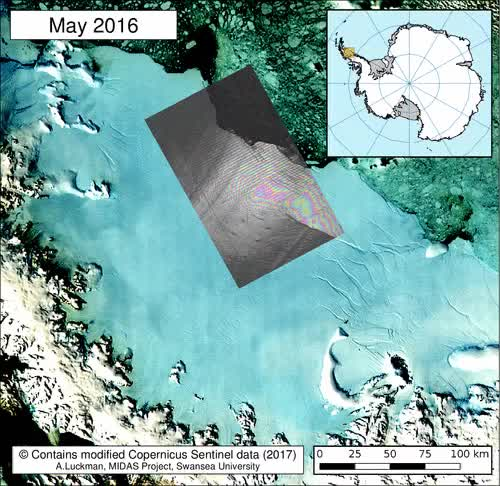 Watch and share Antarctica GIFs and Larsen C GIFs by Dave Mosher on Gfycat