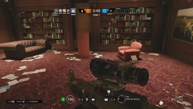 Watch and share Rainbow Six GIFs by jfarizano on Gfycat