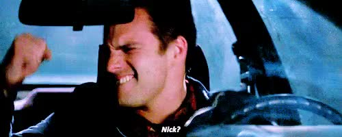 Watch this GIF on Gfycat. Discover more *jess, *nick, 10k, 1k, 5k, about me, gifs, jake johnson, jess day, new girl, ngedits, nick miller, this new gif limit is everything GIFs on Gfycat