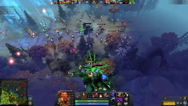 Watch Trying to gank a tinker GIF by Overwolf (@overwolf) on Gfycat. Discover more Dota 2, Gaming, Kill, Overwolf, Tidehunter, Win GIFs on Gfycat