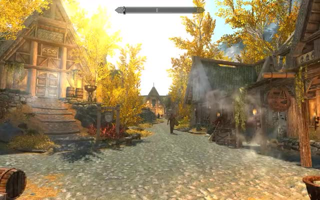 Watch and share Skyrim GIFs and Mods GIFs by Ishutaru on Gfycat