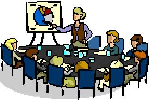 Watch and share Animated Meeting animated stickers on Gfycat