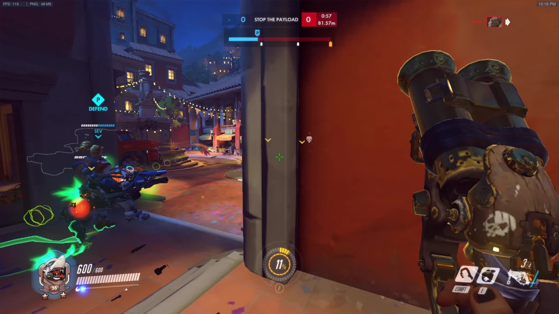Competitiveoverwatch, HookHitbox GIFs