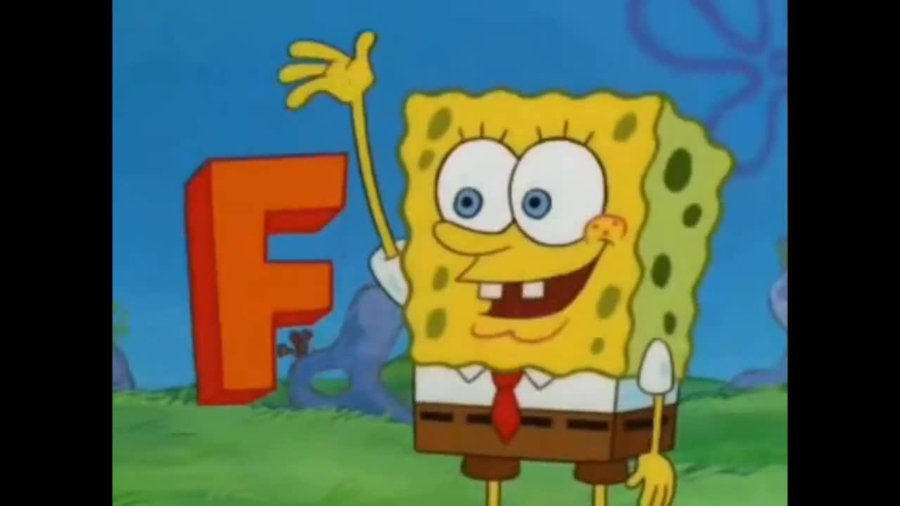 F is for friends meme gif