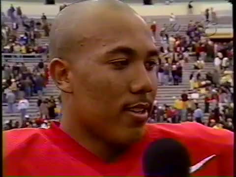 Watch Georgia vs Georgia Tech 1995 GIF on Gfycat. Discover more 1995, American Football (Sport), College Football (Sports Association), George O'Leary (American Football Head Coach), Georgia Institute Of Technology (College/University), Hines Ward, Keith Brooking, Old Gym Jag, Ray Goff, University Of Georgia (College/University) GIFs on Gfycat
