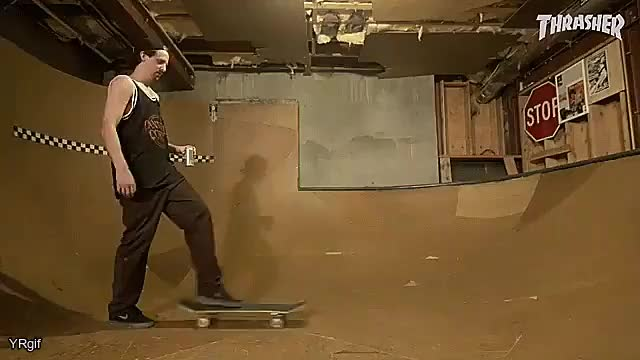 Watch Skaters Swag Trick GIF by Papashango (@papashango) on Gfycat. Discover more related GIFs on Gfycat