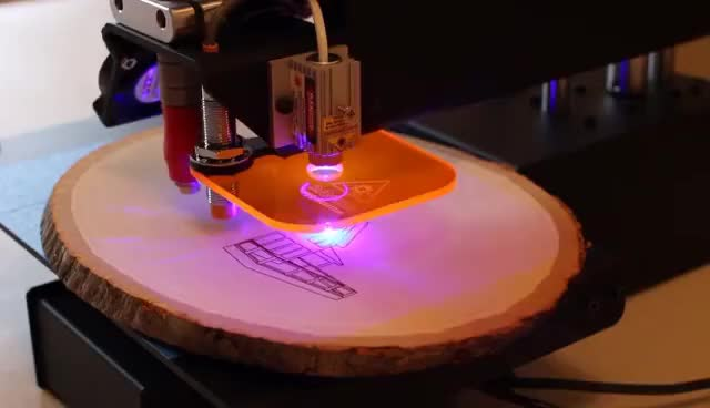 Watch and share Portable 3D Printer & Laser Cutter GIFs on Gfycat