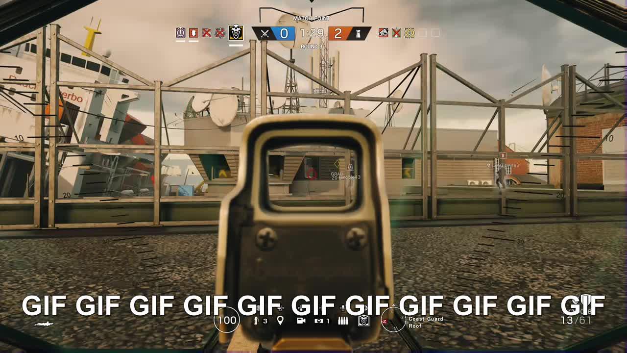 BUCKEYE GUY 540, TomClancysRainbowSixSiege, xbox, xbox dvr, xbox one, GIF GIF GIF GIF GIF GIF GIF GIF GIF GIF GIFs