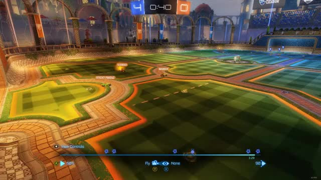 Watch and share Rocket League GIFs by therealbrosplosion on Gfycat