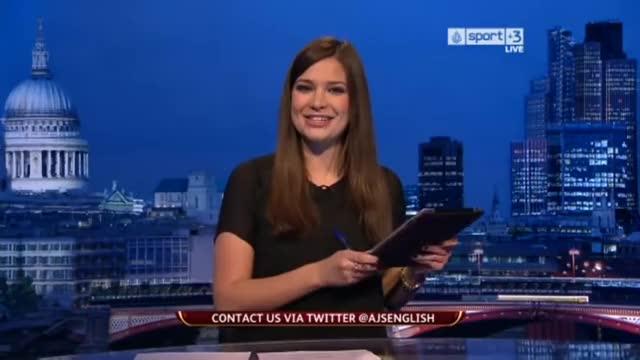 Watch and share Lauren Souness GIFs and Al Jazeera GIFs on Gfycat