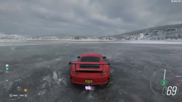 Watch and share Forza Horizon 4 - Presentation Of The Winter - PC (FR) GIFs on Gfycat