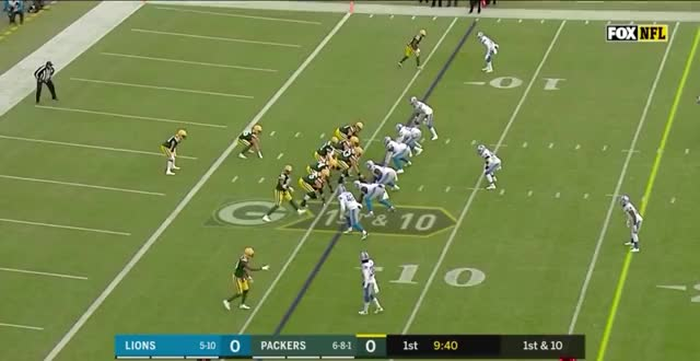 Watch and share Green Bay Packers GIFs and Detroit Lions GIFs by nero466 on Gfycat