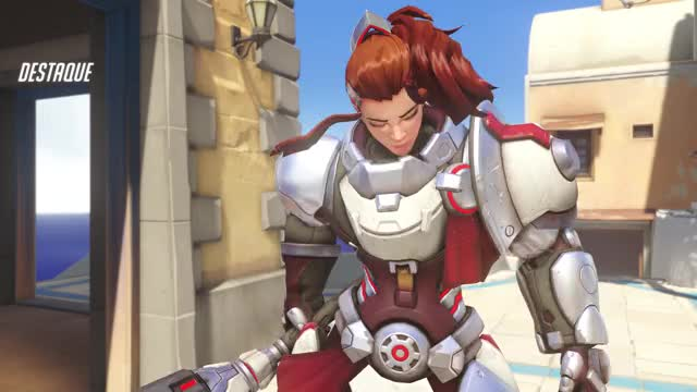Watch rude 18-04-22 23-32-51 GIF by @fullmoon on Gfycat. Discover more brigitte, overwatch GIFs on Gfycat