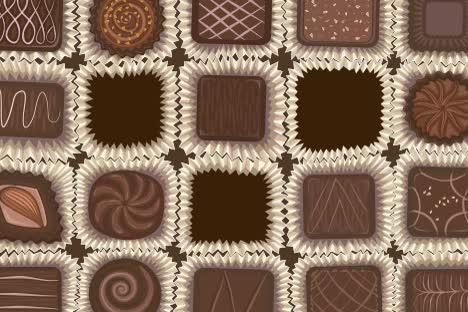 Watch and share PI Blog Chocolates GIFs on Gfycat