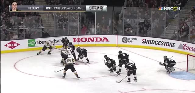 Watch Jonathan Quick getting wild with his edgework GIF by @csilverman91 on Gfycat. Discover more GIF Brewery, hockey GIFs on Gfycat