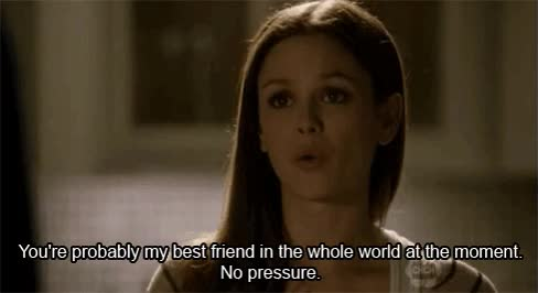 Watch this best friend GIF on Gfycat. Discover more best friend, bff, rachel bilson GIFs on Gfycat
