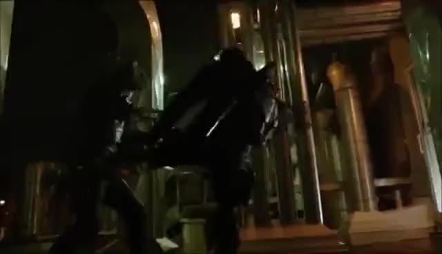 Slade vs Oliver