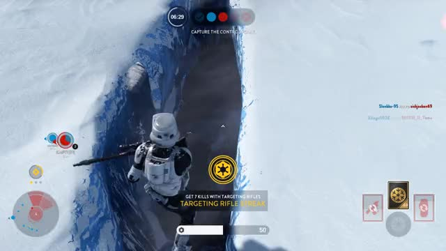 Watch and share Scout Trooper GIFs and Gameplay GIFs by Lex on Gfycat