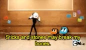 Watch and share The Amazing World Of Gumball GIFs on Gfycat